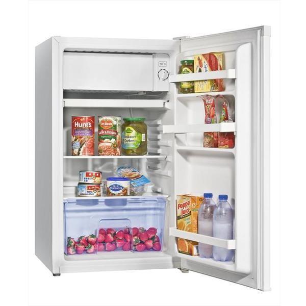 Hisense rr130d4bw1 frigorifero monoporta da tavolo 100 litri classe a colore bianco - Frigo da tavolo ...