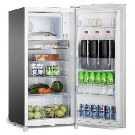 Hisense RR195D4DG1 frigorifero monoporta 150 litri classe A+ statico argento