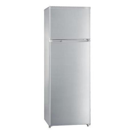 Hisense RT280D4AG1 frigorifero doppia porta 215 litri classe A+ statico argento
