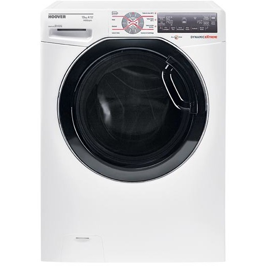 Hoover DWFT 413AH8/1-01 lavatrice carica frontale 13 Kg 1400 giri classe A+++ colore bianco