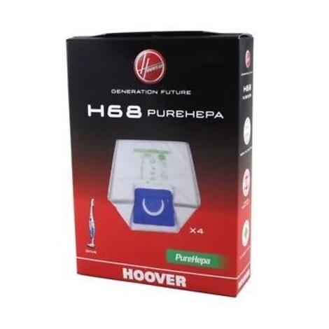 Hoover H68A sacchetti in microfibra per scopa elettrica Diva