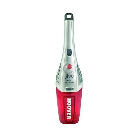 Hoover SJ60WWR6/1 011 Jive Aspirabriciole senza fili ricaricabile Wet&Dry colore Rosso, Grigio