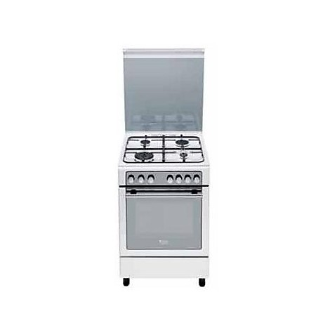 Hotpoint Ariston CG65SG1 (W) IT/HA H Cucina 4 fuochi a gas Classe A ...