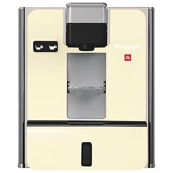 Hotpoint/Ariston CM-HPC HC0 H macchina del caffè potenza 1250 Watt colore crema