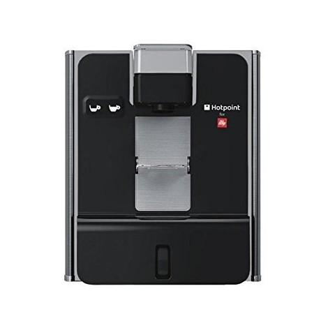 Hotpoint/Ariston CM HPC HX0 H macchina del caffè a capsule potenza 1250 Watt colore nero e grigio