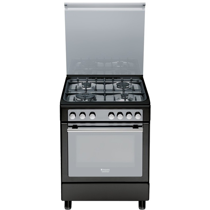 Hotpoint/Ariston CX65S72 (A) IT/HA H cucina 60x60 4 fuochi a gas ...
