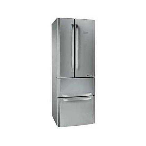 Hotpoint/Ariston E4D AAA X C frigorifero combinato 402 litri classe A++ Total No Frost inox