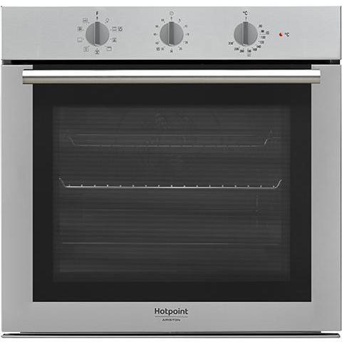 Hotpoint/Ariston FA4 834 H IX HA forno elettrico multifunzione da incasso 71 litri classe A colore inox