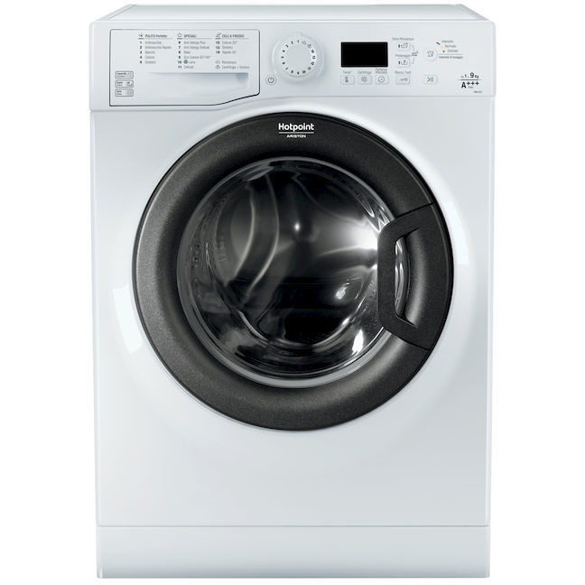 HOTPOINT ARISTON FMG923B IT LAVATRICE CLASSE A*** 9KG 1200RPM