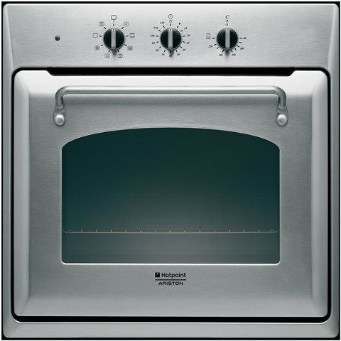 Hotpoint ariston ft 820 1 ix ha s forno elettrico - Forno ventilato da incasso ...