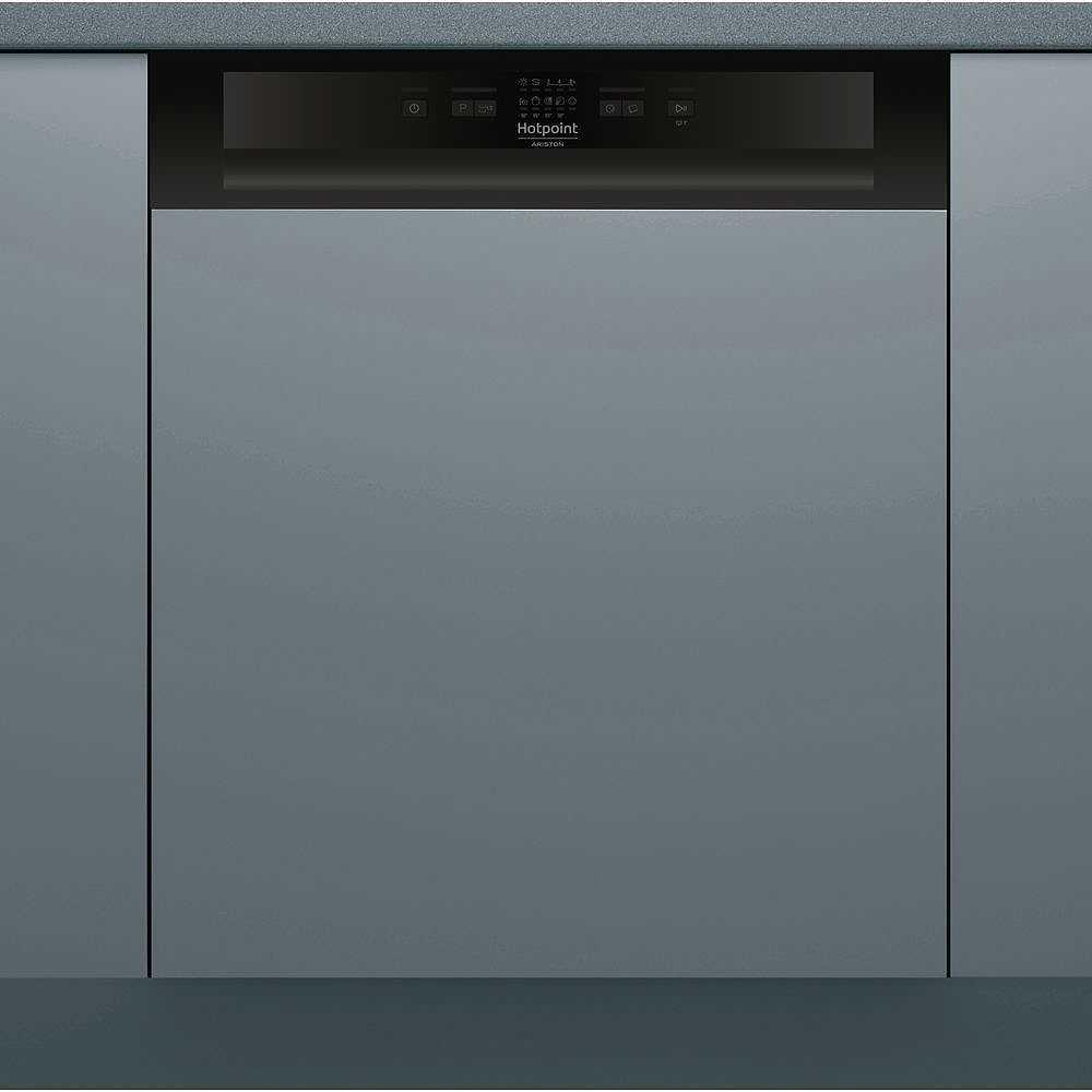 Hotpoint/Ariston HBC 2B+26 B lavastoviglie da incasso 14 coperti 6 ...