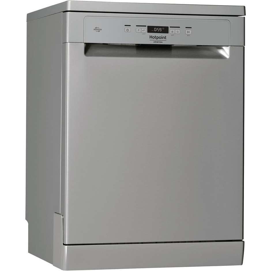 Hotpoint/Ariston HFC 3C24 X lavastoviglie 60 cm 14 coperti classe A++ colore inox