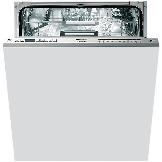 Hotpoint ariston lavastoviglie da incasso lfta++-h214 hx ...