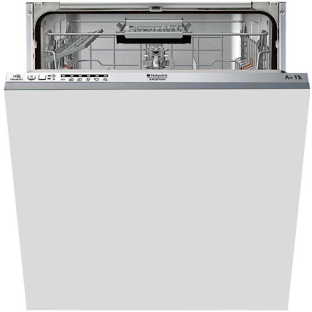 Hotpoint/Ariston LTB 6B019 C EU lavastoviglie a scomparsa ...