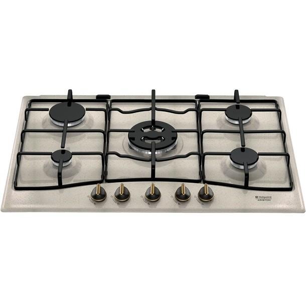 Hotpoint ariston pc 750 t av r ha piano cottura a gas - Cucina a gas ariston ...