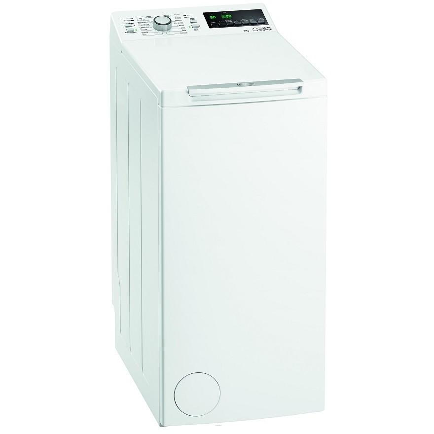 Hotpoint/Ariston WMTG 723 H R IT lavatrice carica dall'alto 7 Kg 1200 giri classe A+++ bianco