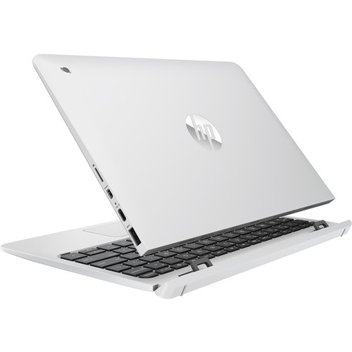 """HP 10-P030NL Notebook 10.1"""" 2 in 1 Windows 10 Home Touch Screen Ram 4 GB SSD 128 GB colore bianco"""