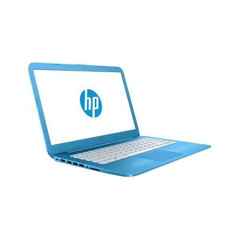 HP 14-AX012NL Stream notebook Intel Celeron N3060 Ram 4 Gb Hard Disk 32 Gb colore Azzurro