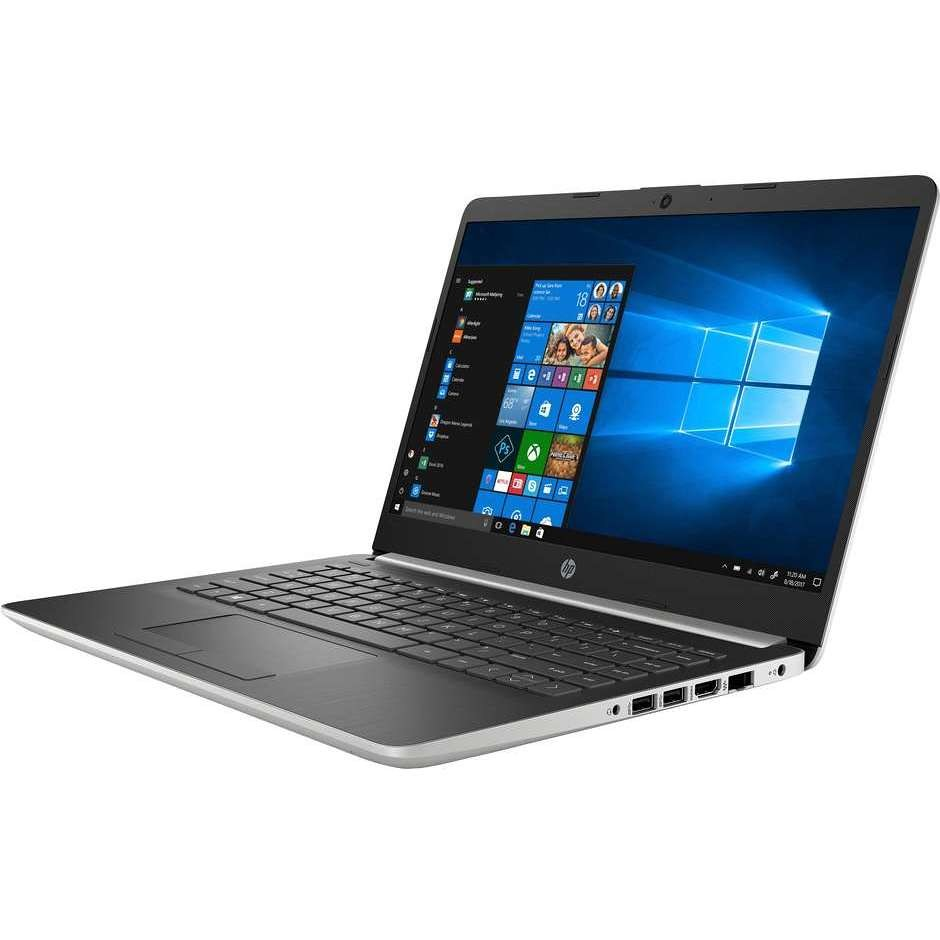 "HP 14-dk0030nl Notebook 14"" AMD A9-9425 Ram 4 GB SSD 128 GB Windows 10 Home S"