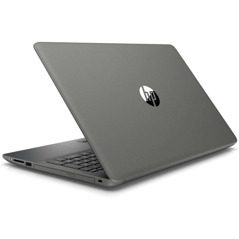 "HP 15-DB010NL Notebook 15,6"" AMD A6-9225 Ram 4 GB SSD 128 GB Windows 10 Home colore Grigio"