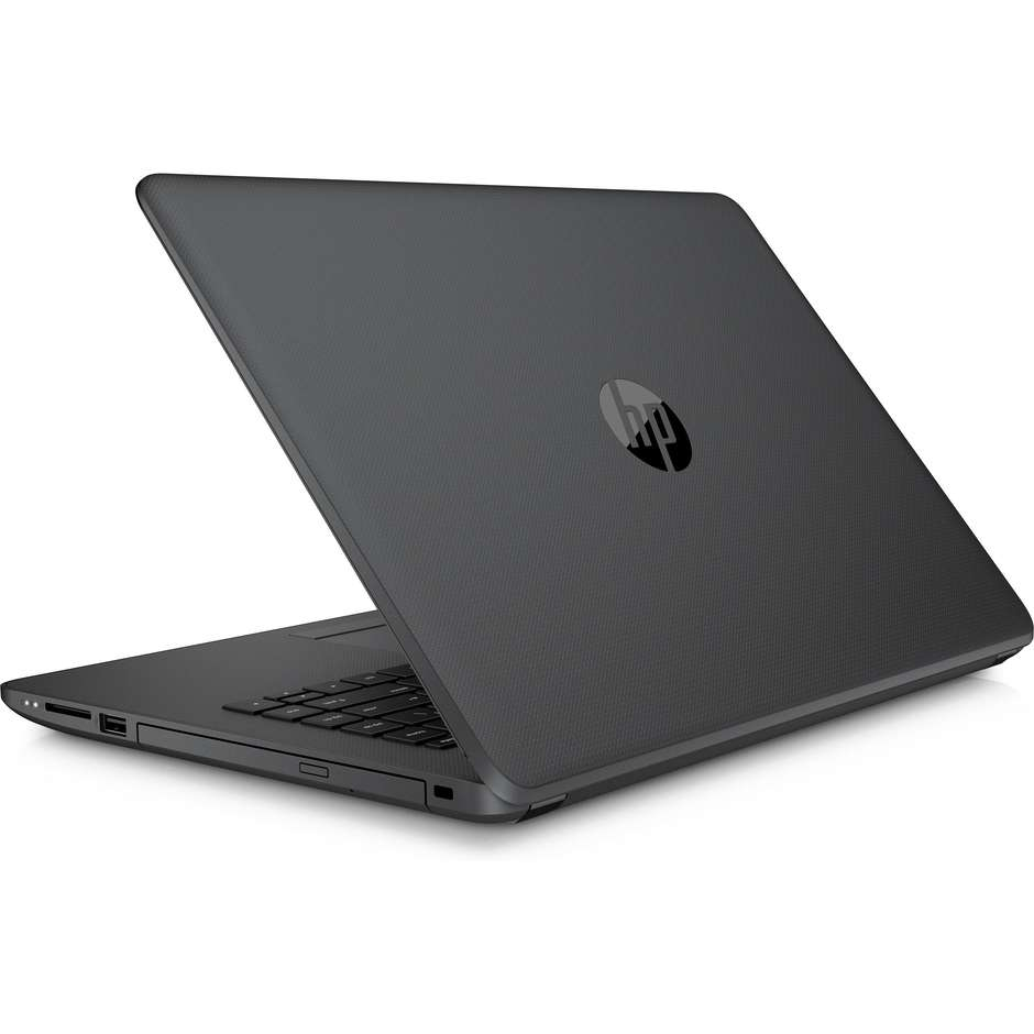 "HP 240 G6 Notebook 15,6"" Intel Celeron N4000 Ram 4 GB HDD 500 GB Windows 10 colore Nero"