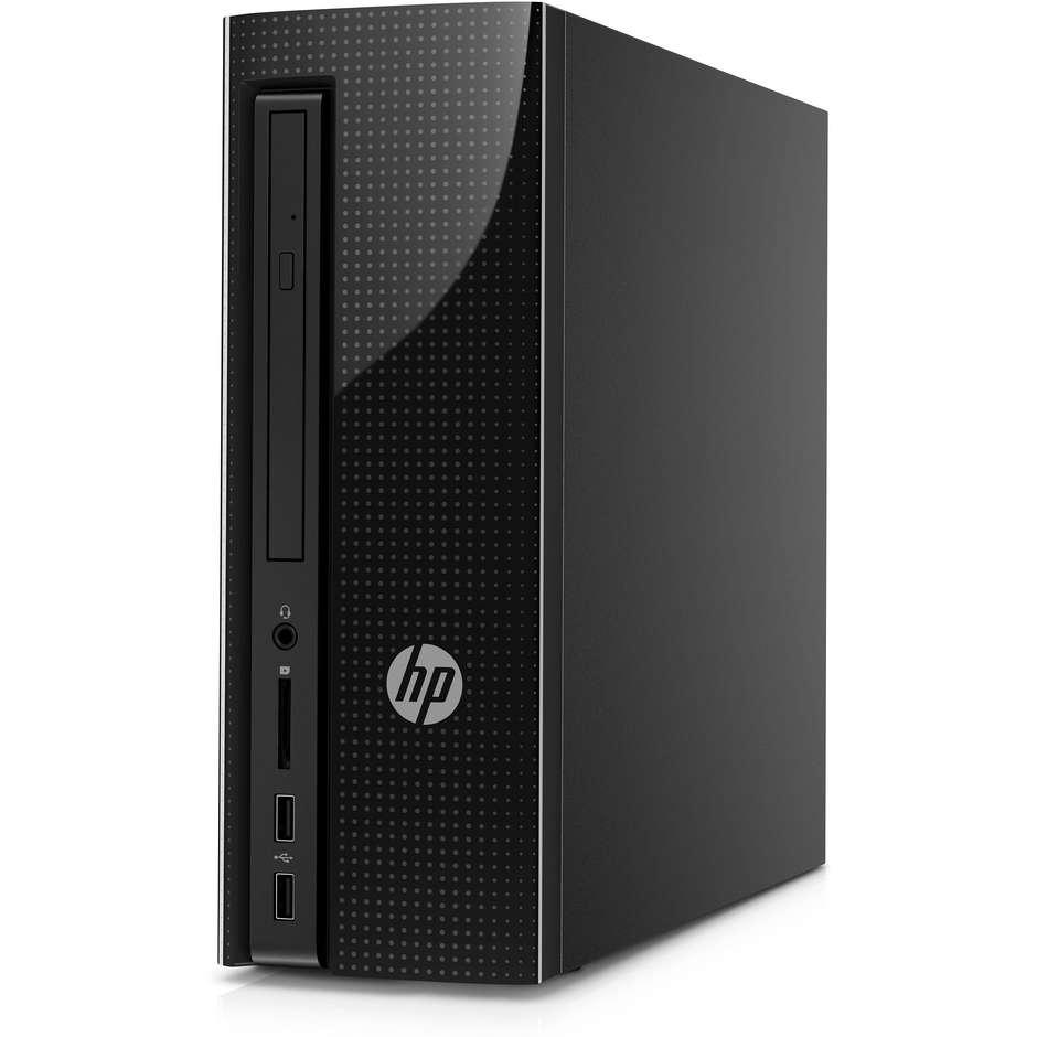 HP 260-A117NL PC Desktop Intel Pentium J3710 Ram 8 GB HDD 1 TB Windows 10 Home