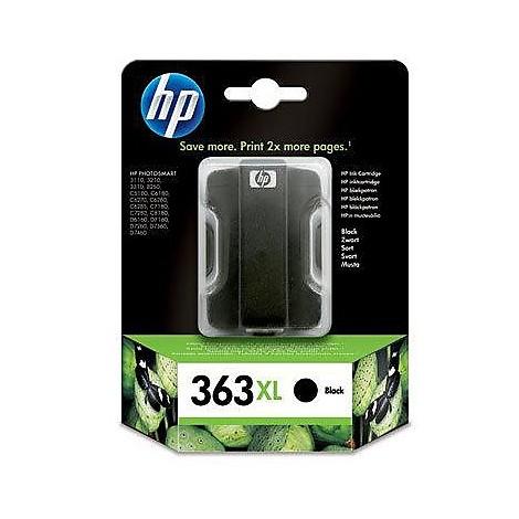 hp 363 large black ink cartridge bl