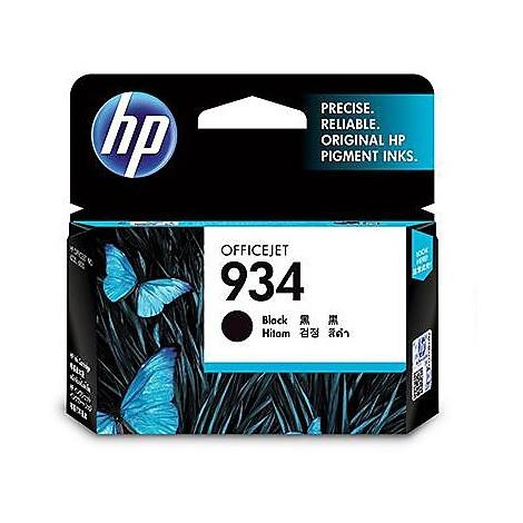 hp 934 black ink cartridge