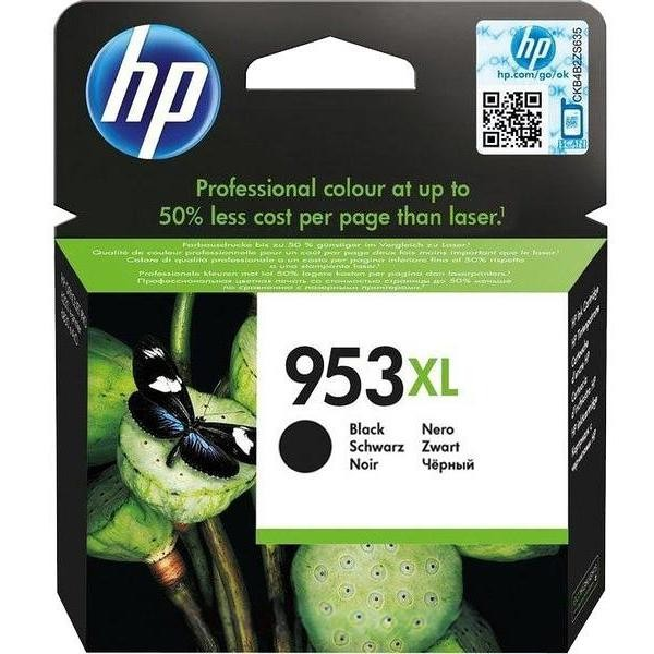 hp 953xl high yield black original