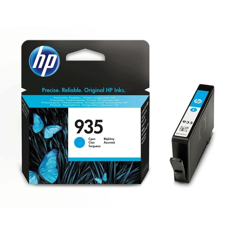 Hp C2P20AEBL cartuccia per stampanti ink-jet colore ciano 935