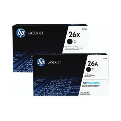 hp contract high yield nero toner