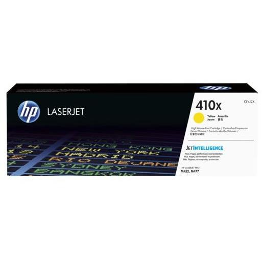 hp contract high yield yellow toner