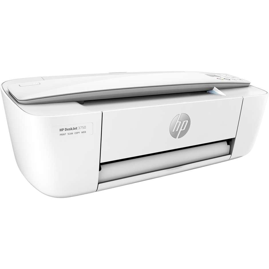 HP DeskJet 3750 stampante multifunzione Inkjet a colori Wi-Fi