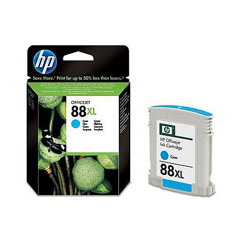 hp n88xl ciano. ink vivera 10 ml