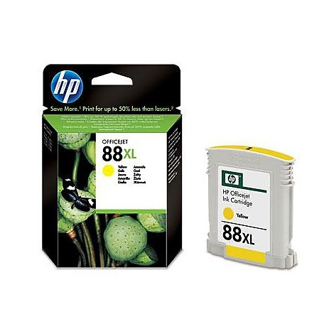hp n88xl giall0 inkjet 17 10ml