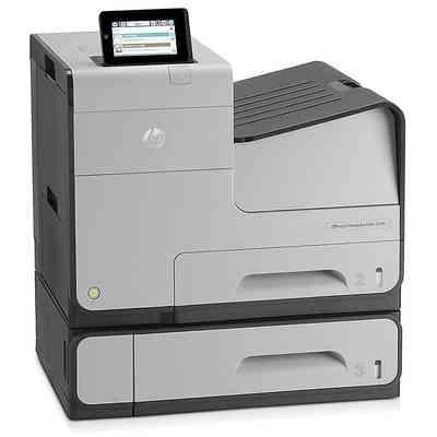 HP hp officejet ente x555xh