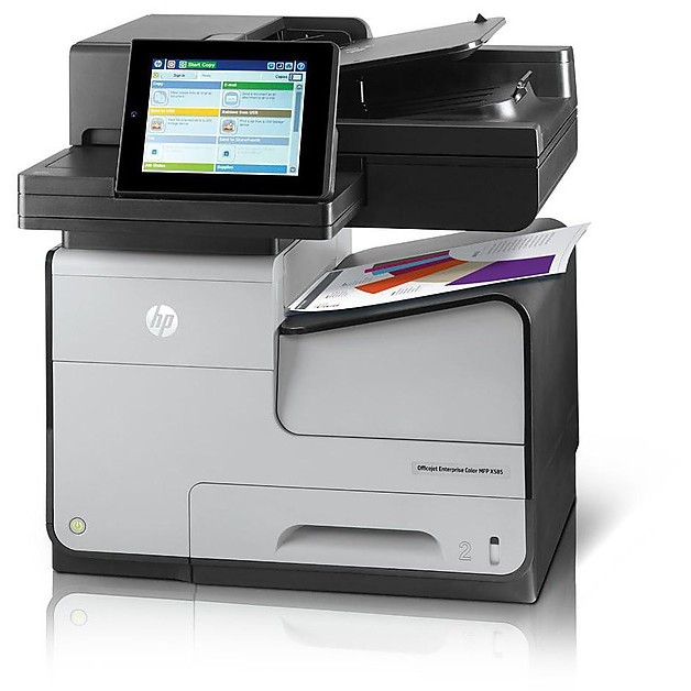 hp officejet enter mfp x585dn