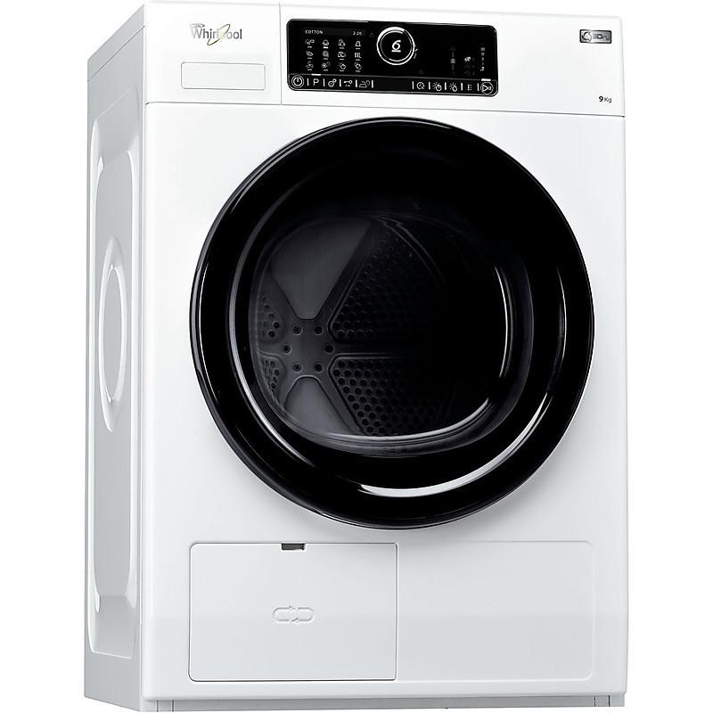 hscx90430 whirlpool asciugatrice 9kg classe a++ 6°senso