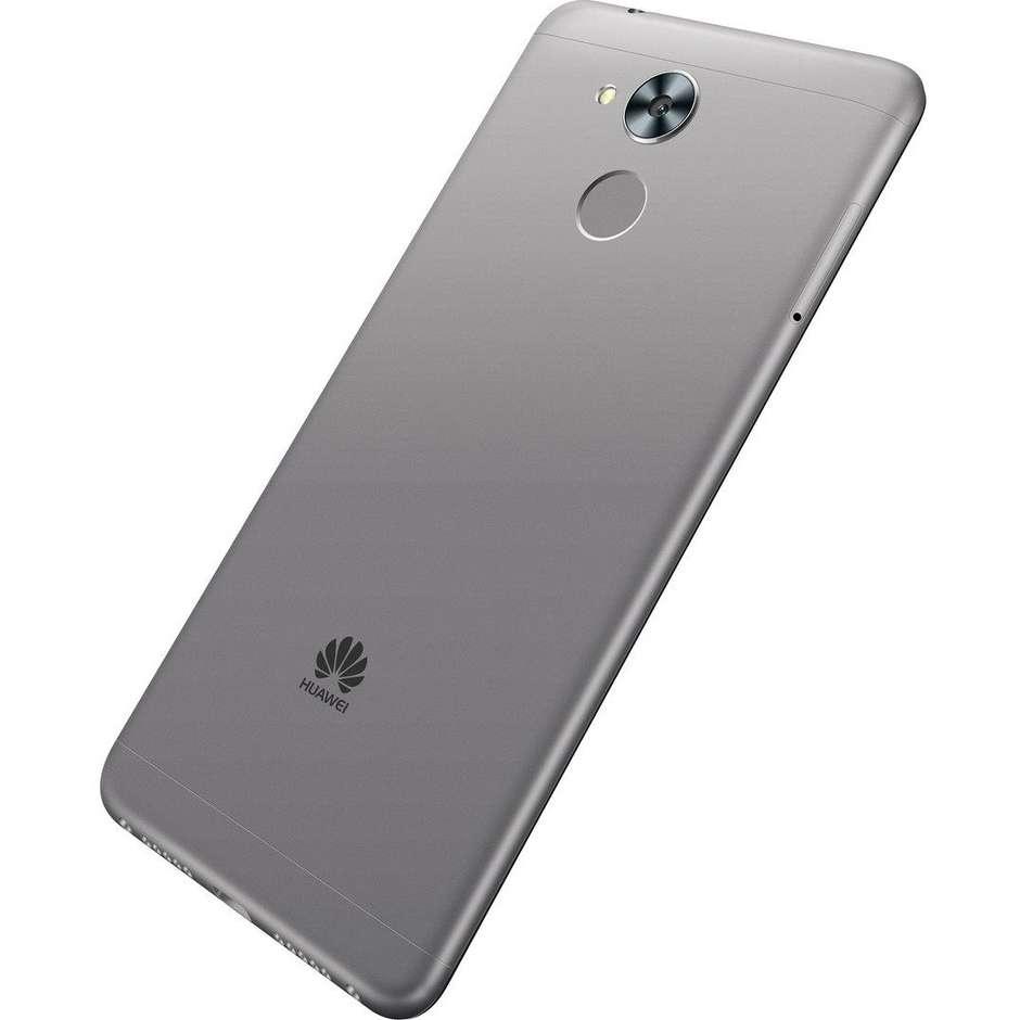 "Huawei 772344 Nova Smart Smartphone Android 6.0 TIM Processore OctaCore Display 5"" Fotocamera 13 MP Colore Grigio"