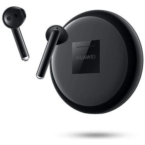 Huawei FreeBuds 3 cuffie wireless con custodia di ricarica colore nero