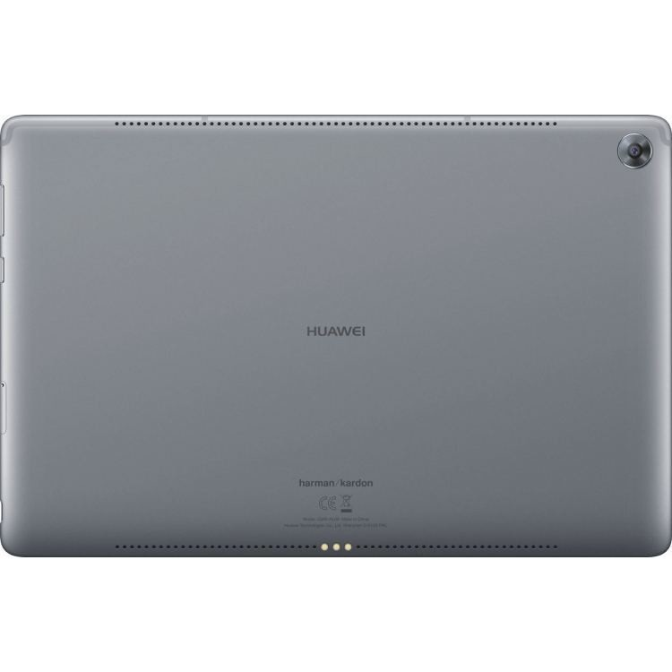"Huawei MediaPad M5 10.0 WiFi Tablet Android Display 10.8"" 32 GB Ram 4 GB 13 MegaPixel Colore Grigio"