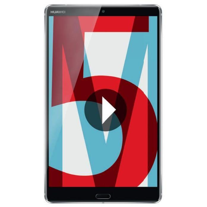 "Huawei MediaPad M5 8 Tablet Android LTE 8.4"" Octa Core 32 GB Ram 4GB Colore Grigio"