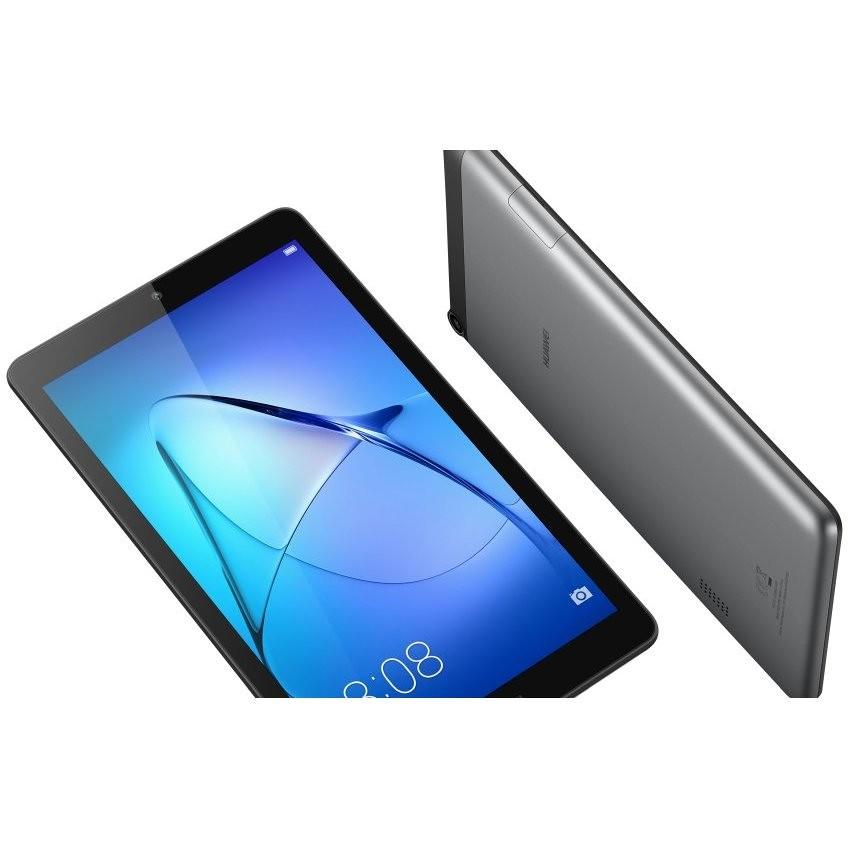 "Huawei MediaPad T3 7 Tablet 7"" memoria 8 GB Ram 1 GB Wifi 3G colore Nero,Grigio"