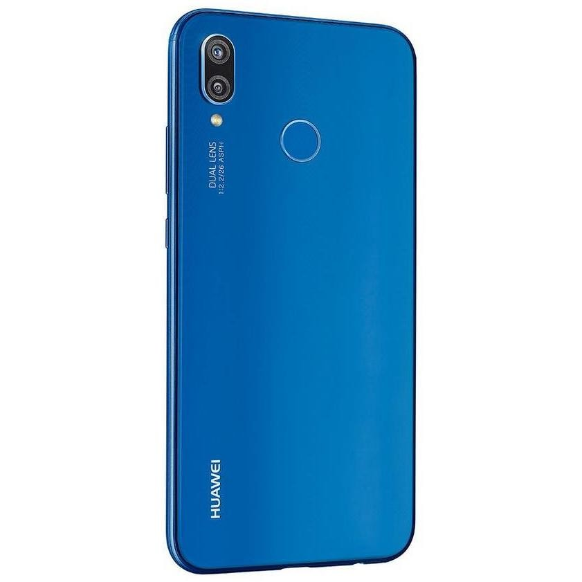 "Huawei P20 Lite 64Gb Smartphone Android 5,84"" 16 Mpx Dual Sim colore blu"