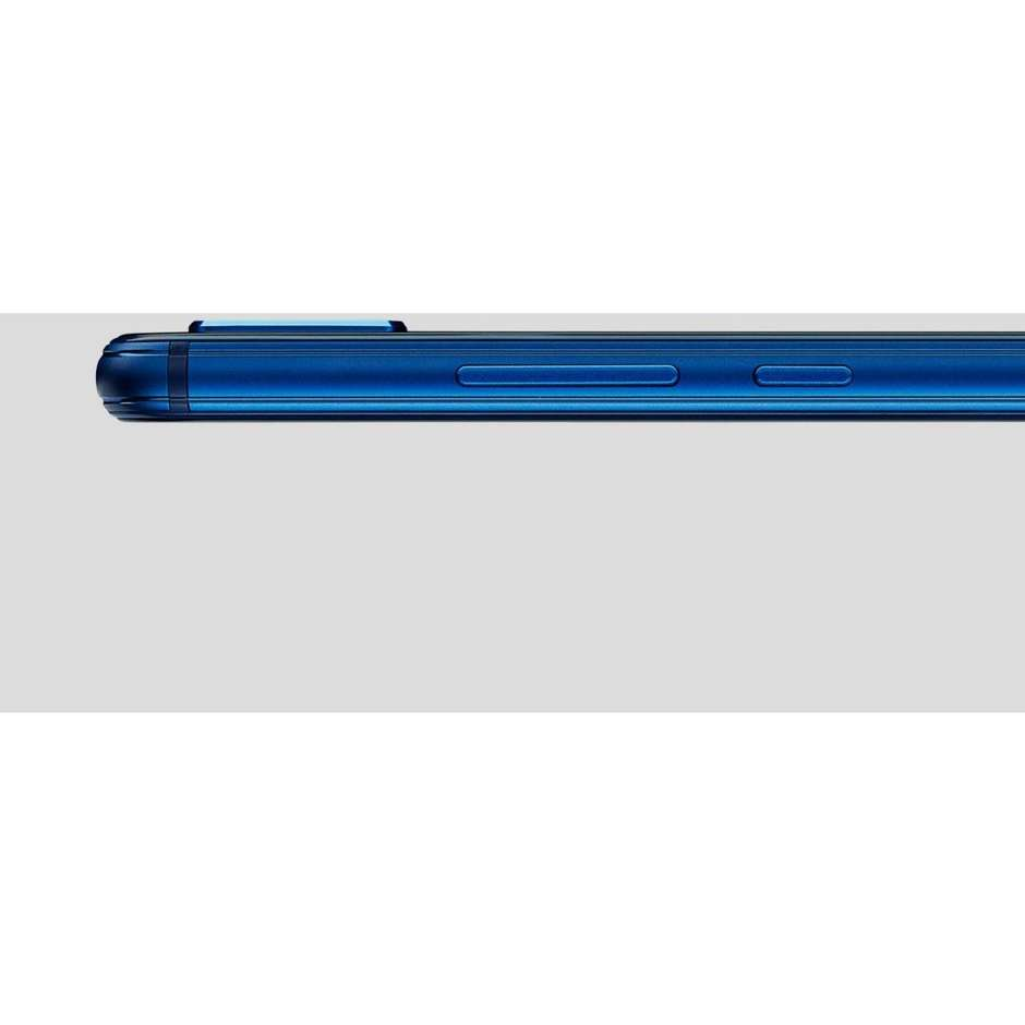 "Huawei P20 Lite Smartphone Android 5.84"" Dual Sim OctaCore Ram 4GB Memoria 64GB Colore Blu"
