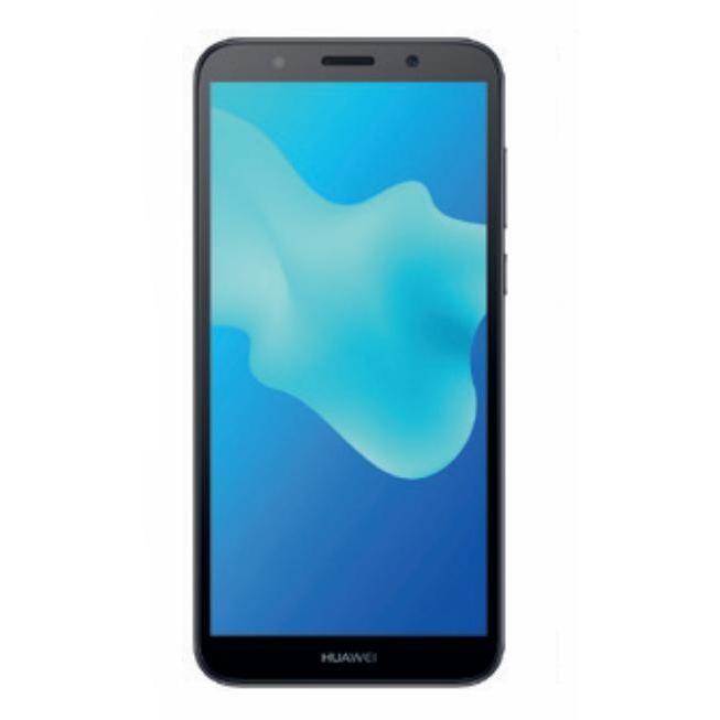 "Huawei Y5 2018 Smartphone 5,45"" HD memoria 16 GB Fotocamera 8 MP Android colore Nero"