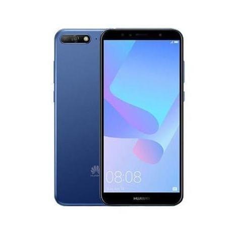 "Huawei Y6 2018 Smartphone 5,7"" memoria 16GB Dual Sim 4g-LTE Blu"