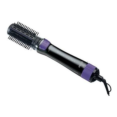 Imetec 11422 Bellissima BHS4 100 spazzola ad aria modellante potenza 1000 Watt colore nero e viola
