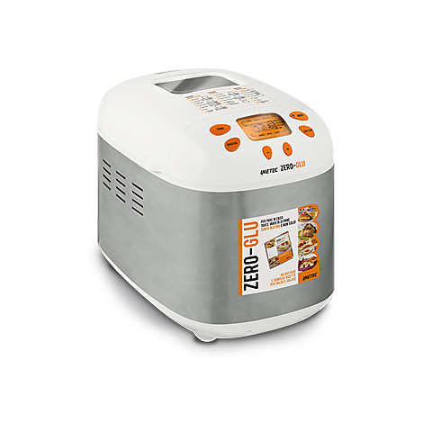 imetec macchina per fare il pane zero-glu
