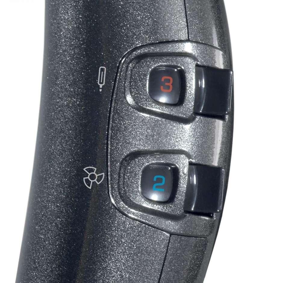 Imetec Salon Expert P5 3600 phon 2300W colore Nero,grigio 11347